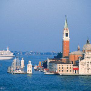 SO-74212 Venezia, l'isola di San Giorgio Maggiore.