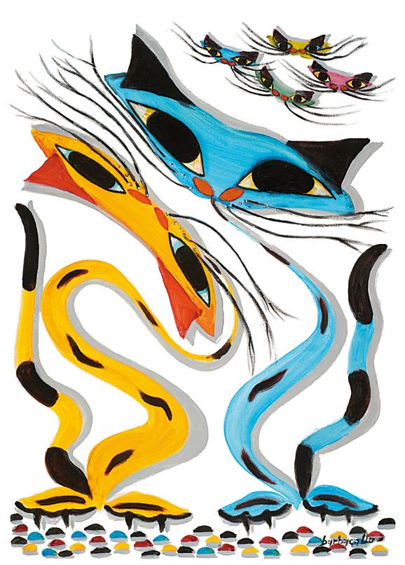 SO-74299 - Gatti in maschera - C. A. Barbagallo