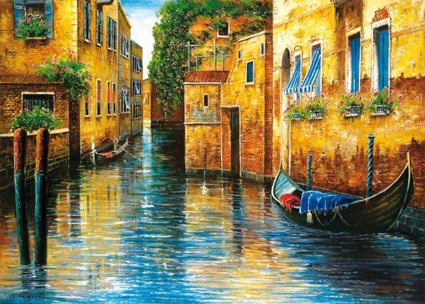 SO-74303 - I canali a Venezia - S. Raimondi