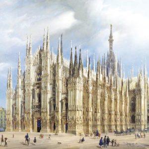 SO-74332 - Il Duomo di Milano - J.J. Falkeisen