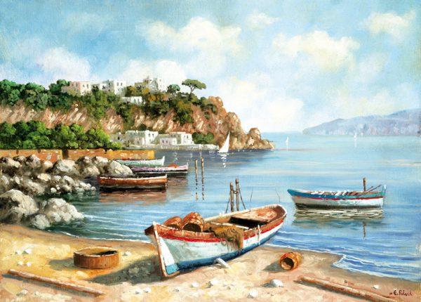 SO-74352 - Barche ormeggiate - E. Roland