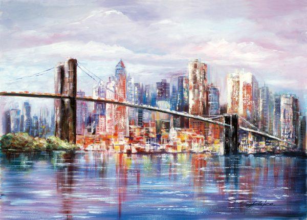 SO-74360 - New York, il ponte di Brooklyn  - Rajco