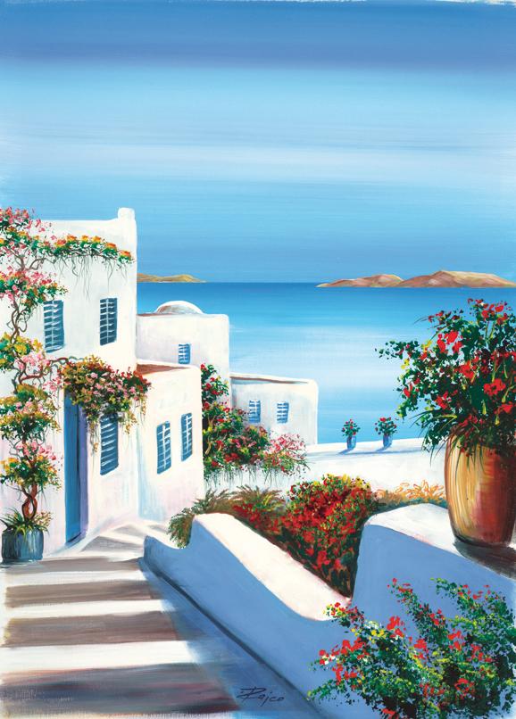 SO-74366 - Grecia: paesaggio isolano - Rajco