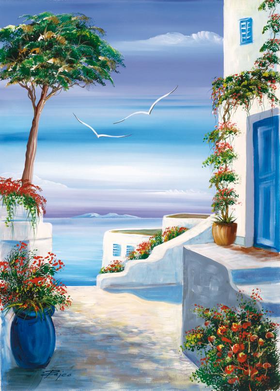 SO-74367 - Grecia: paesaggio isolano - Rajco