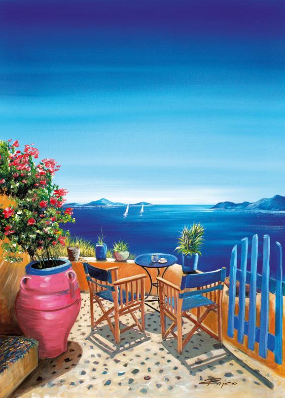 SO-74391 - Isole greche nell'Egeo - Rajco