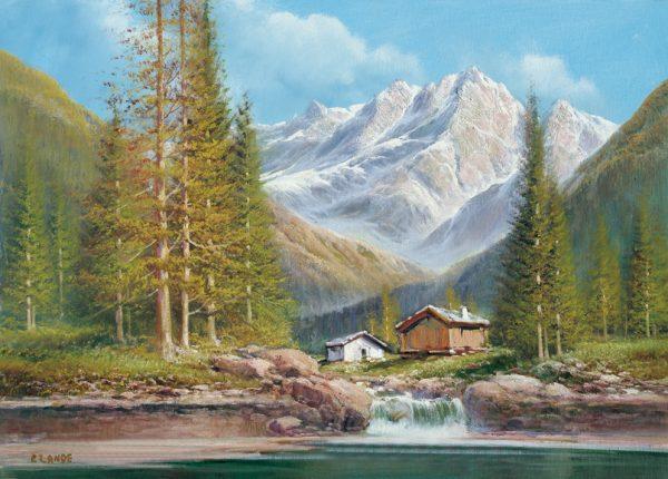 SO-74393 - Casolari di montagna - P. Lande