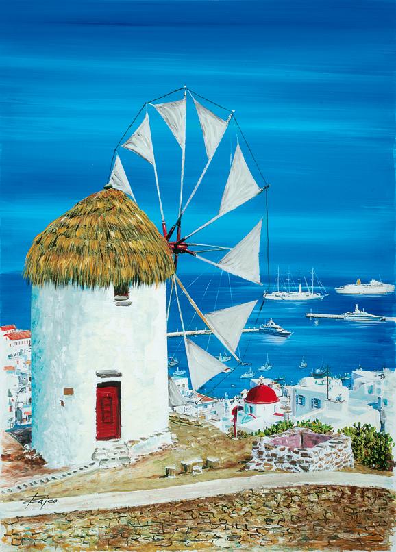 SO-74420 - Isole greche: paesaggio - Rajco