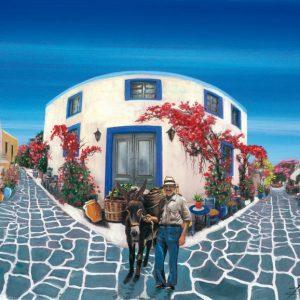 SO-74421 - Isole greche: paesaggio - Rajco