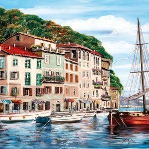 SO-74437 - Barche alla fonda - Rajco