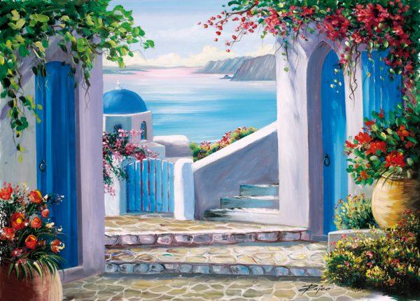 SO-74439 - Isole greche: paesaggio - Rajco