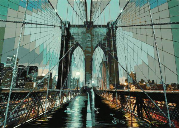 SO-74450 - New York, il ponte di Brooklyn - Rajco