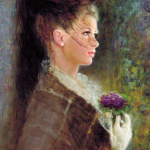 SO-760 - La signora delle violette - Gentilini